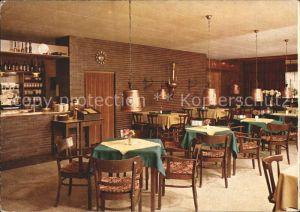 Salmuenster Bad Soden Hotel Regina Cafe Restaurant Kupferkanne Kat. Bad Soden am Taunus