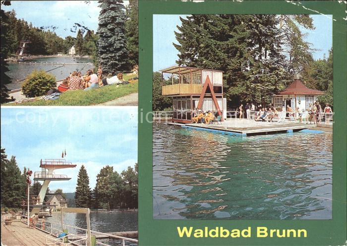 Brunn Auerbach Waldbad