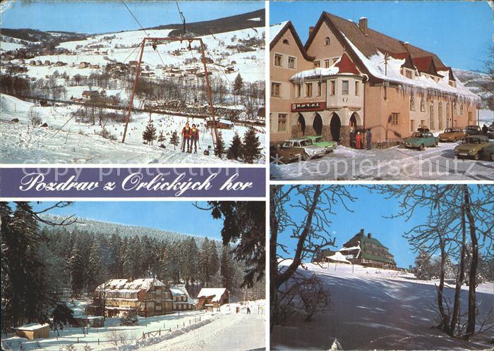 Orlicke Hory Hotel Narodni dum Serlissky mlyn