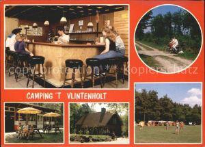 Odoorn Borger Camping t Vlintenholt Restaurant Bar Fahrradtour Garten Kat. Borger Drenthe