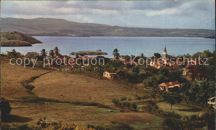 Martinique Josephine Hauptstadt Kat. Martinique