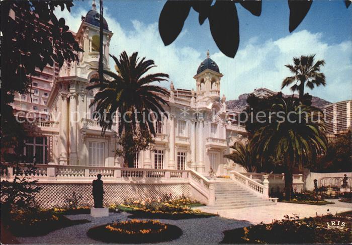 Monaco Principaude de Monaco Kat. Monaco
