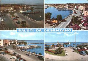 Desenzano Lago di Garda Ortsnansichten  Kat. Desenzano del Garda