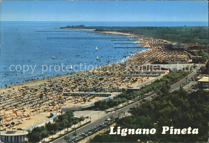 Lignano Pineta Strand Kat Lignano Nr Ks48332 Oldthing