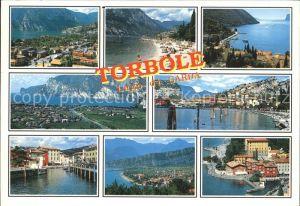 Torbole Lago di Garda Lago di Garda Gardasee Kat. Italien