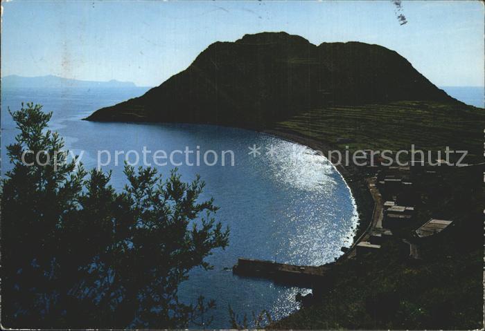 Lipari Isole Eolie Isola Vorgebirge des Graziano Kapes Kat. Italien