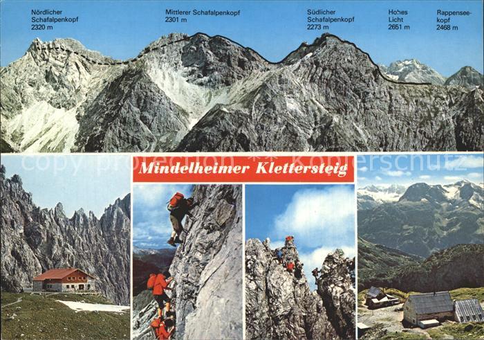 Klettersteig Mindelheimer : Mindelheimer klettersteig für flachlandtiroler abenteuersuechtig