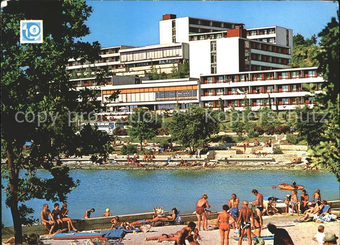 Porec Zelena Laguna Hotel Lotos  / Kroatien /