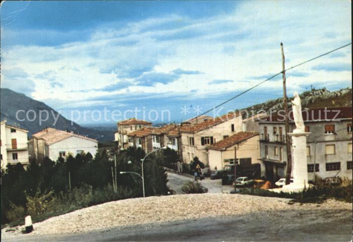 Montenero Val Cocchiara Isernia Veduta parziale / Isernia /