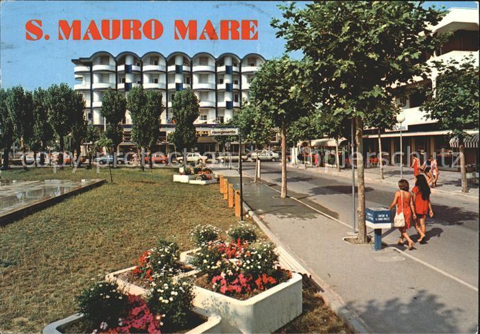 San Mauro Mare Hotel Alexander Kat. Rimini