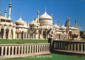 Brighton East Sussex The Royal Pavillon Kat.
