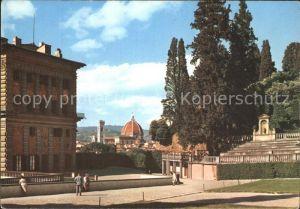 Firenze Toscana Le Cattedrale del Giardino Kat. Firenze