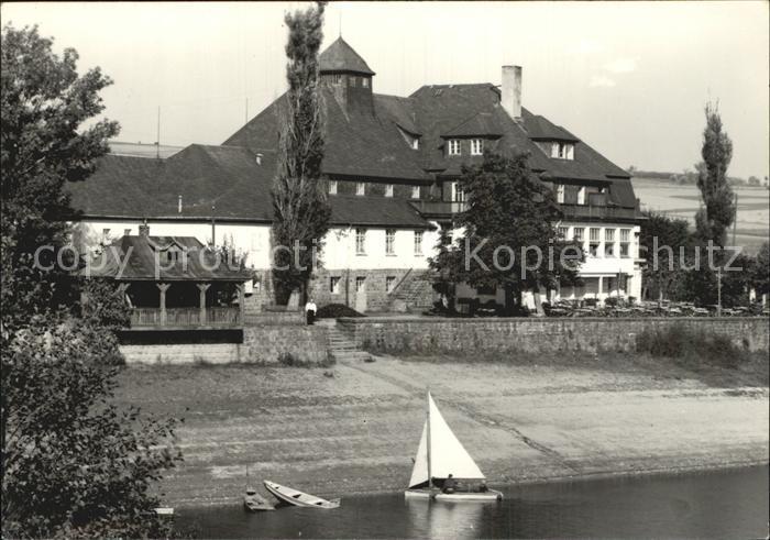 Talsperre Malter HO Hotel Haus Seeblick Paulsdorf