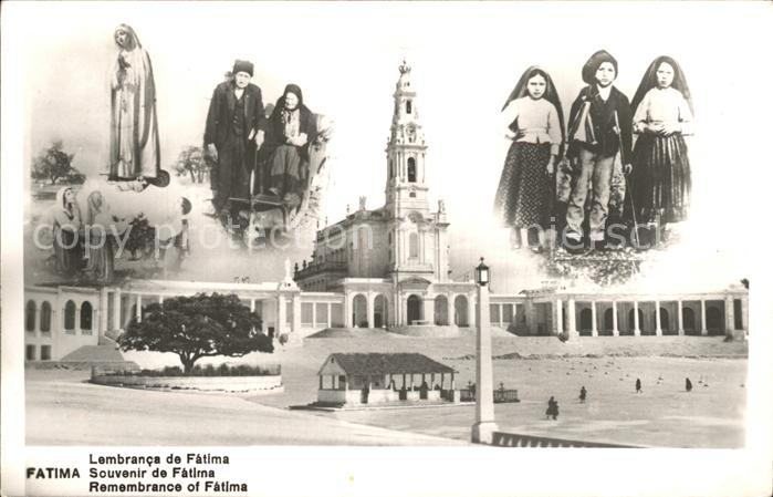 Fatima Lembranca Kat. Portugal