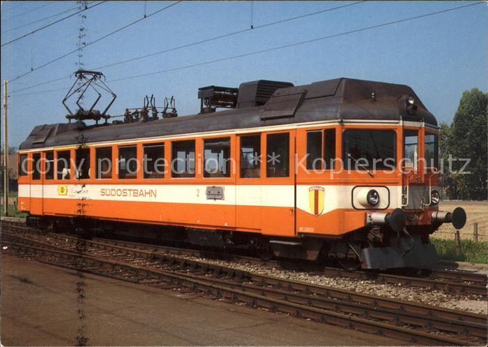 Eisenbahn Burghalden Schweiz Suedostbahn  Kat. Eisenbahn