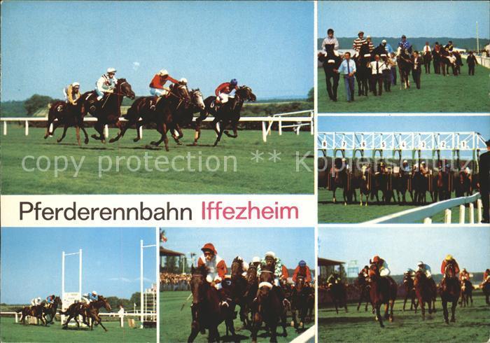 Pferderennbahn Iffezheim