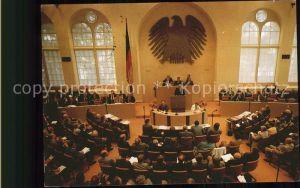 Politik Bonn Bundestag Plenarsaal Deutschen Bundestag Kat. Politik
