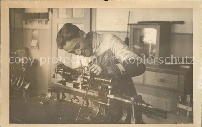 Maschinen Maschinenbau Kat. Handwerk