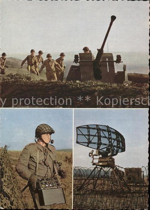 Militaria Deutschland L 70 Fla Feuerleitoffizier Radargeraet  Kat. Militaria