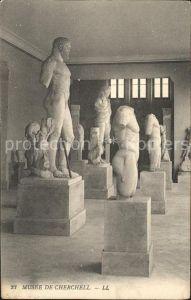 Skulpturen Musee de Cherchell Kat. Skulpturen
