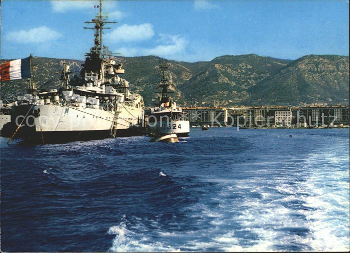 Marine Jean Bart Yachts de plaisance Toulon Kat. Schiffe