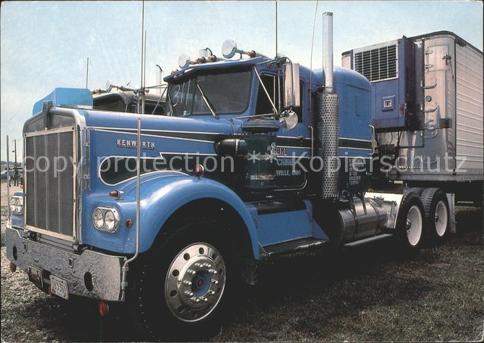 Lastwagen American Truck Kat. Autos