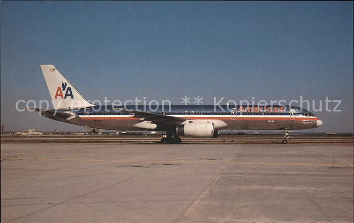 Flugzeuge Zivil American Boeing 757 223 N612AA American Airlines Kat. Flug