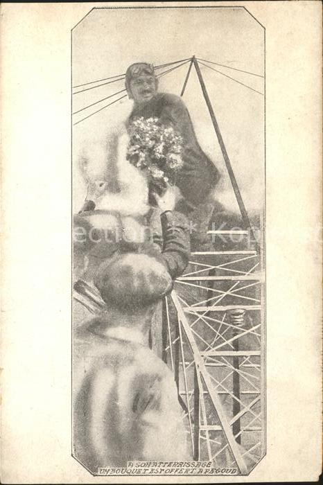 Persoenlichkeiten Adolphe Pegoud Flug  Kat. Persoenlichkeiten