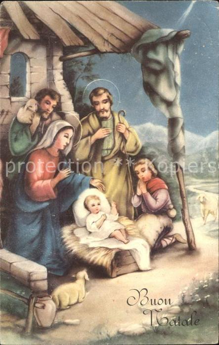 Bilder Krippe Weihnachten.Krippe Weihnachten Heiliege Familie Natale Kat Weihnachten