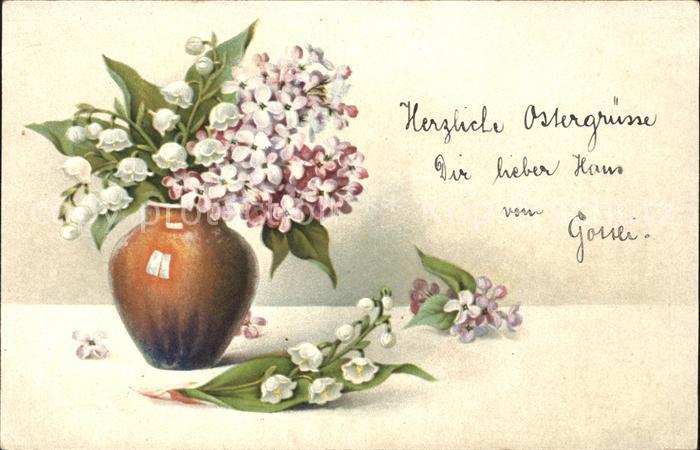 Maigloeckchen Flieder Verlag Wenau Delila Kat. Pflanzen