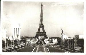 Exposition Internationale Paris 1937 Prise du Trocadero  Kat. Expositions
