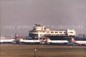 Flughafen Airport Aeroporto Birminham International Airport  Kat. Flug