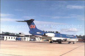 Flughafen Airport Aeroporto Teeside International Airport Kat. Flug