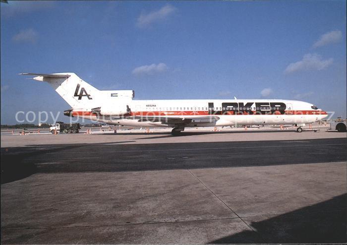 Flugzeuge Zivil Laker Airways Bahamas Boeing B 727 2J7 N552NA c n 20706 940 Kat. Flug