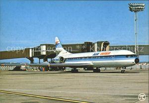 Flugzeuge Zivil Air Inter Caravelle 12 Kat. Flug