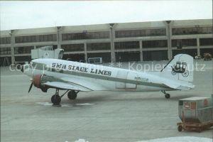 Flugzeuge Zivil SMB Stage Lines DC3 N100DW Kat. Flug