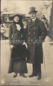 Adel Preussen Prinzessin Viktoria Luise Prinz Ernst August Herzog zu Braunschweig Kat. Koenigshaeuser