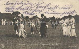 Adel Preussen Prinzessin Viktoria Luise Kaiserin Auguste Viktoria Kat. Koenigshaeuser