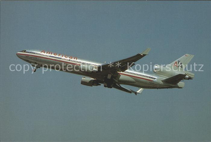 Flugzeuge Zivil American Airlines MD11 N1750B c n 450