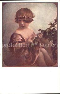 Kinder Child Enfants Kuenstlerkarte Manasse Nr. 304 3 Kat. Kinder
