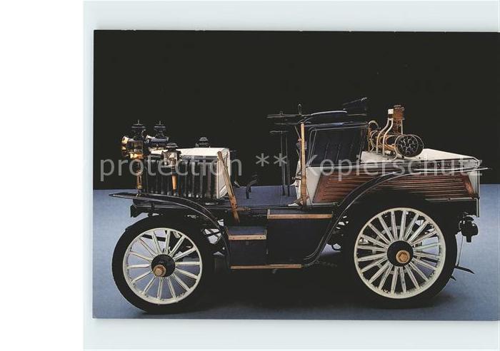 Autos 1899 Benz Rennwagen Kat. Autos