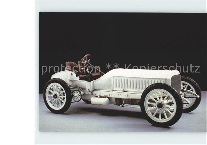Autos 1906 Mercedes Rennwagen Kat. Autos