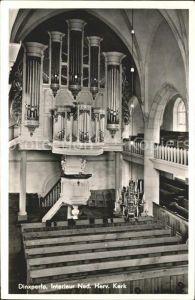 Kirchenorgel Dinxperlo Kerk Kat. Musik