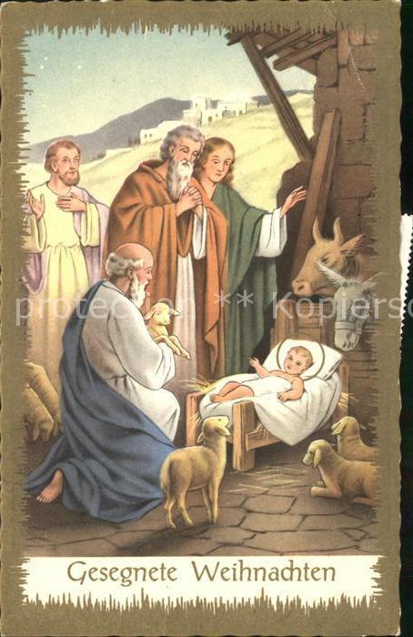 weihnachten heilige familie christkind laemmer esel ochse. Black Bedroom Furniture Sets. Home Design Ideas