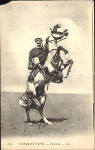 Pferde Scenes et Types Fantasia  Kat. Tiere