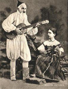 Trachten Madeira Costumes Gitarren Kat. Trachten