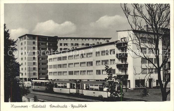 strassenbahn hannover suedstadt constructa baublock kat strassenbahn nr dp04149 oldthing. Black Bedroom Furniture Sets. Home Design Ideas