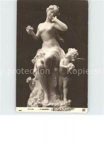 Skulpturen H. Moreau Bataille de Fleurs  Kat. Skulpturen
