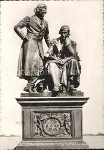 Denkmal Brueder-Grimm Hanau am Main / Denkmaeler /