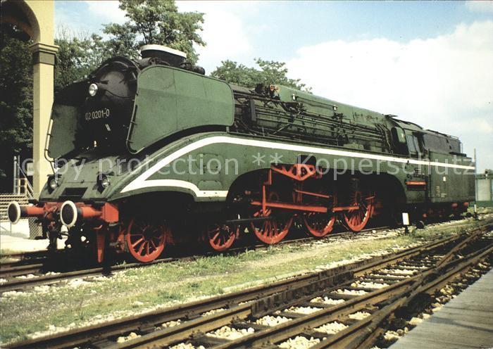 Lokomotive Deutsche Reichsbahn  Kat. Eisenbahn